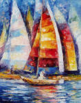 Old painting 70 by Leonid Afremov