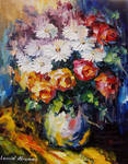 Old painting 77 by Leonid Afremov