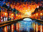 Farewell by Leonid Afremov