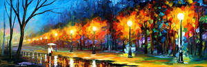 The scent of freshness by Leonid Afremov