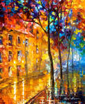 House By The Heart by Leonid Afremov