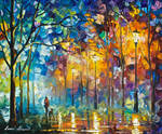 Friends forever by Leonid Afremov