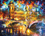River City by Leonid Afremov