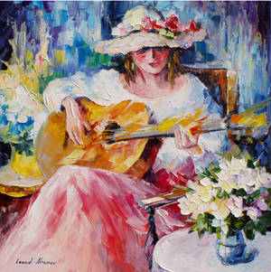 Acoustic Music by Leonid Afremov