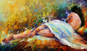 EXPECTATIONS by Leonid Afremov