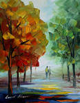 First Date by Leonid Afremov
