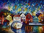 Denmark by Leonid Afremov