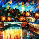 River Of Love by Leonid Afremov