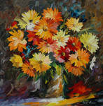 Colors Of Summer by Leonid Afremov