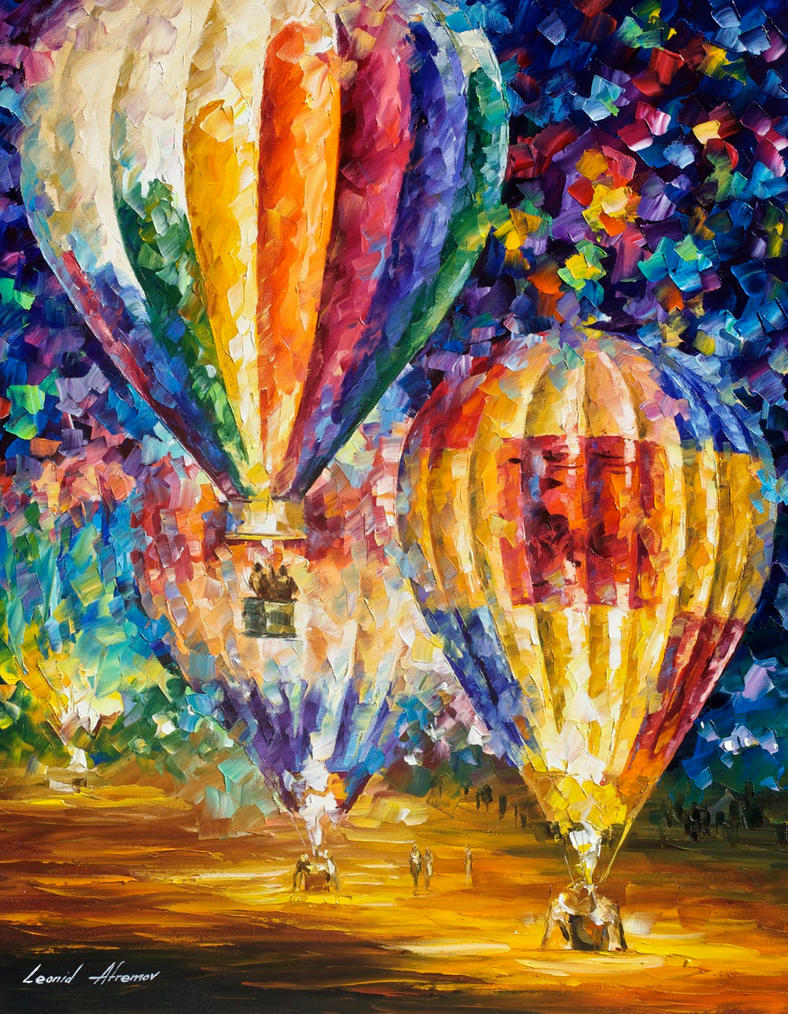 Happy Birthday by Leonidafremov