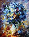 Blue Dream by Leonid Afremov