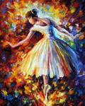 Surrounded By Music by Leonid Afremov