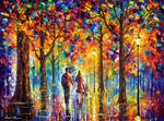 Lovers by Leonid Afremov