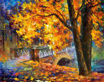 Bridge Of Inception by Leonid Afremov