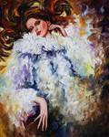 Elegance by Leonid Afremov