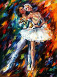 Classical Dance by Leonid Afremov