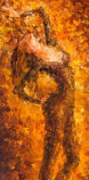 The End Of Dancing by Leonid Afremov