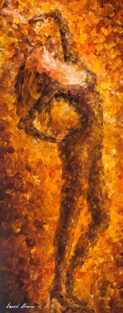 The End Of Dancing by Leonid Afremov by Leonidafremov