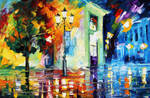 Triggering Night by Leonid Afremov