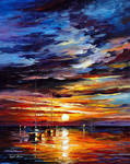 Dissonance by Leonid Afremov