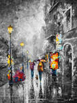 MELODY OF PASSION limited edition giclee