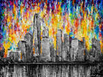 NEW YORK CITY  Limited edition giclee