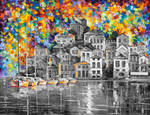DREAM HARBOR  Limited edition giclee