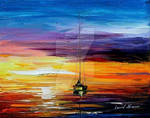 Dream Of The Wind by Leonid Afremov