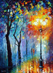 Fog Of Love by Leonid Afremov