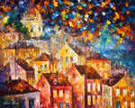 The Hills From My Dreams by Leonid Afremov