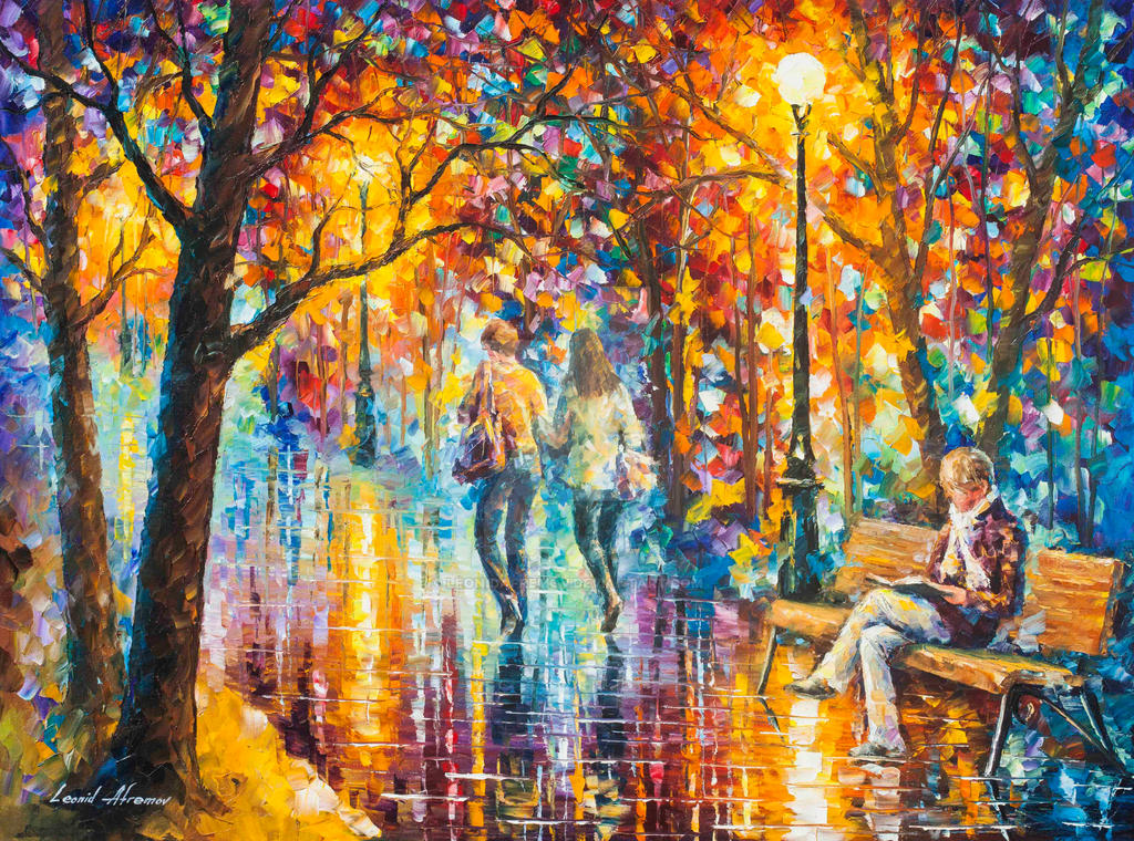 Beautiful Oil Paintings By Famous Artists