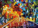 Growing Feelings by Leonid Afremov
