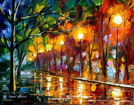 Impression by Leonid Afremov