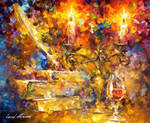 Old Thoughts by Leonid Afremov