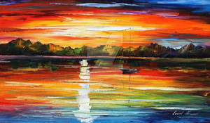 The Gifts Of Nature by Leonid Afremov