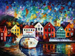 Denmark by Leonid Afremov