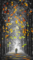 ALTAR OF TREES Limited Edition Giclee