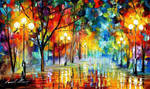 Wise Park by Leonid Afremov