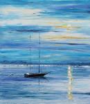 Sea Mystery by Leonid Afremov