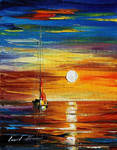 Relaxation by Leonid Afremov
