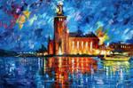 Lighthouse 2 by Leonid Afremov