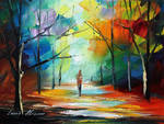 Surprise by Leonid Afremov
