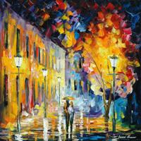 Prelude by Leonid Afremov by Leonidafremov