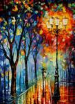 The Fog Of Dreams by Leonid Afremov