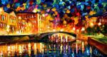 Bridge Over Dreams by Leonid Afremov