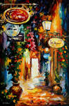 Vibrations Of The Time by Leonid Afremov