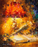 Old Song by Leonid Afremov