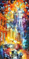 City Vibes 2 by Leonid Afremov