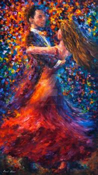 Justify My Love by Leonid Afremov