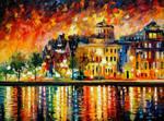 Copenhagen by Leonid Afremov